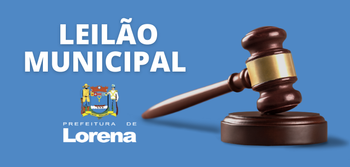 Leilão Municipal