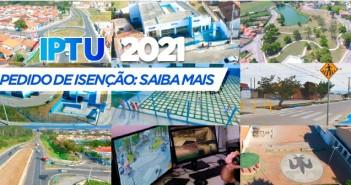 Isenção IPTU 2021