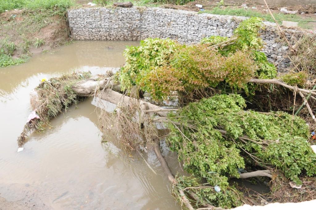 Chuvas torrenciais causam danos em Lorena e Região (5)